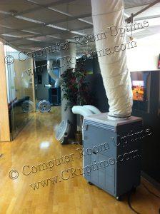 Portable Air Conditioning Rental Colorado Springs