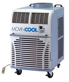 Portable Air Conditioner Rentals | Data Center Air ...